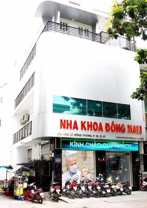 nha khoa Đông Nam