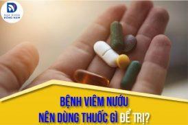 bệnh viêm nướu nên dùng thuốc gì để trị