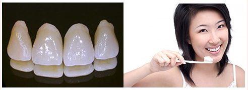 bọc răng sứ có bị ê buốt khi ăn nhai không 3