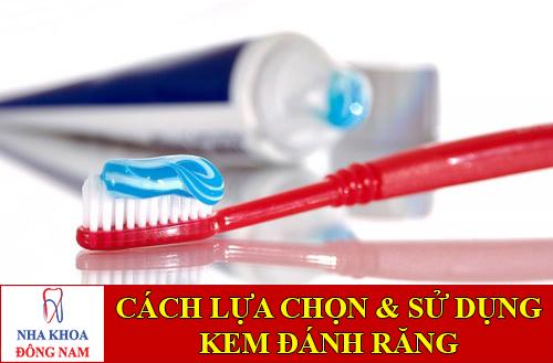 cách lựa chọn và sử dụng kem đánh răng hợp lý -1
