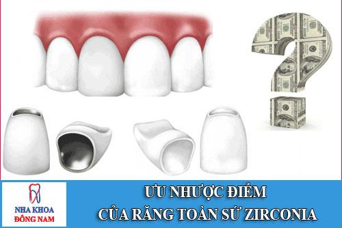 bọc răng sứ có đắt không