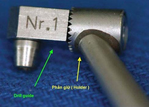 bộ dụng cụ cấy ghép răng implant gồm những gì 5