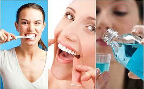 Cách chăm sóc răng sứ để có tuổi thọ được cao 2