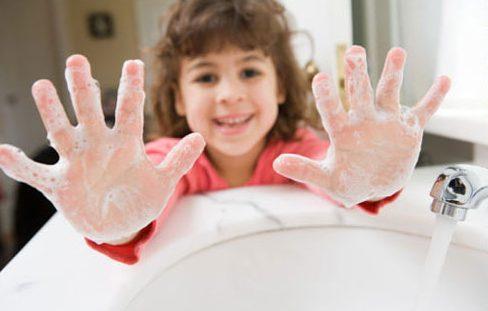 những bệnh thường gặp ở trẻ em 6