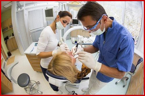 những vấn đề thường gặp khi trị sâu răng