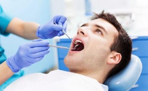 răng sứ bị bể có trám được không 1