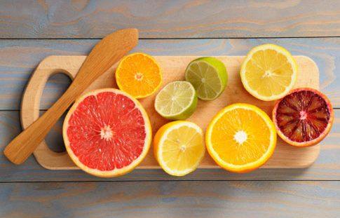 trị hôi miệng bằng các loại rau quả 1