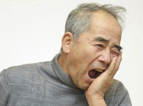bệnh đau răng ở người già 3