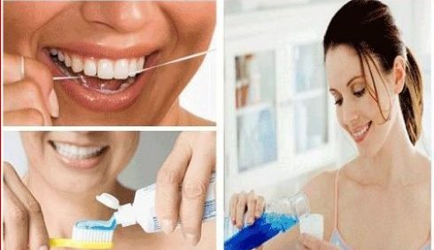 Phương pháp vệ sinh răng miệng đúng cách 3
