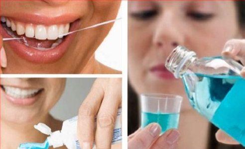 nguyên nhân gây hôi miệng khi trồng răng giả 6