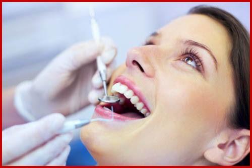 điều trị bệnh sâu răng