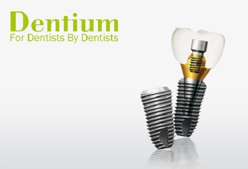 implant dentium hàn quốc
