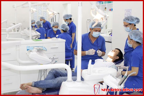 Đội ngũ bác sĩ Phòng khám nha khoa tư tốt nhất TPHCM