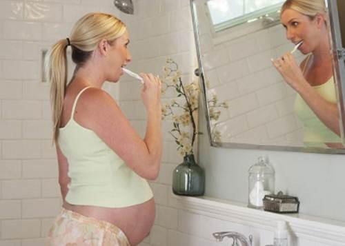 bà bầu bị viêm tủy răng thì phải làm sao 3