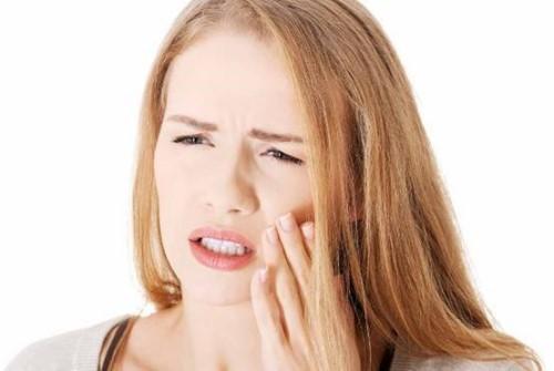 tác hại khi mất răng hàm