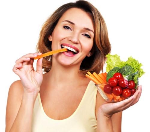thực phẩm tốt cho răng