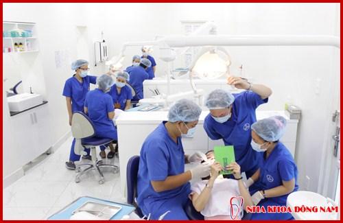Làm răng bảo hiểm của Insmart 3