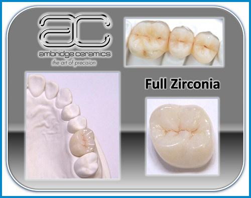 Răng sứ cercon và răng sứ zirconia giống nhau hay khác nhau 3