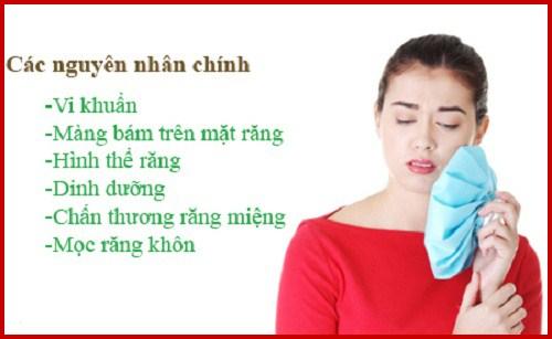Thuốc giảm đau nhức răng tạm thời là thuốc gì 1