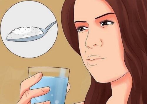 tại sao không được súc nước muối sau khi nhổ răng 1