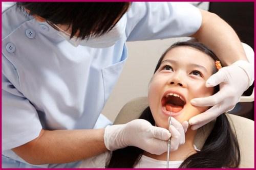 Nhổ răng sữa cho trẻ cần phải đúng thời điểm 6