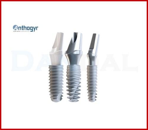 Sự khác biệt của các loại trụ Implant 5