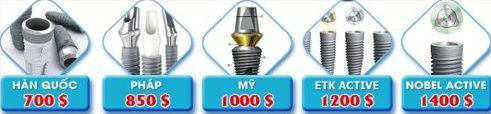 Sự khác biệt của các loại trụ Implant 9