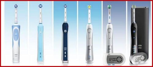 Bàn chải đánh răng điện giá bao nhiêu 2