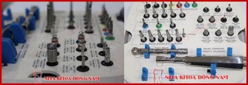 Danh sách các thiết bị nha khoa thường được sử dụng ở phòng khám 16