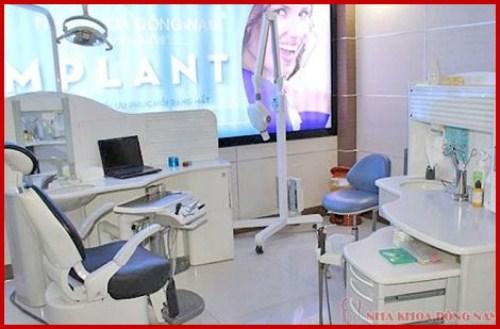 Danh sách các thiết bị nha khoa thường được sử dụng ở phòng khám 17