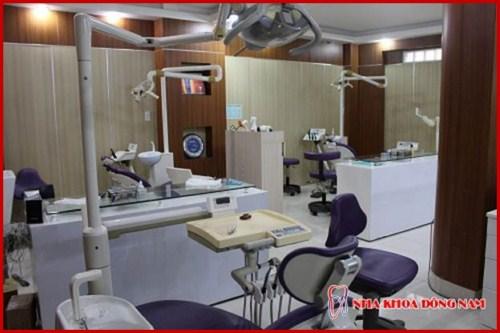 Nha khoa điều trị răng miệng trả góp 0% lãi suất 8