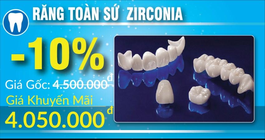 khuyến mãi phục hình răng sứ thẩm mỹ nhân dịp 30/04 4