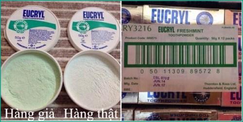 Bột tẩy trắng răng eucryl là gì có nên sử dụng không 4