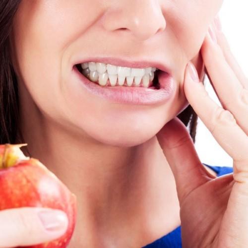 tác hại khi mất răng cấm