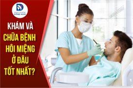 Khám và chữa bệnh hôi miệng ở đâu tốt nhất tphcm