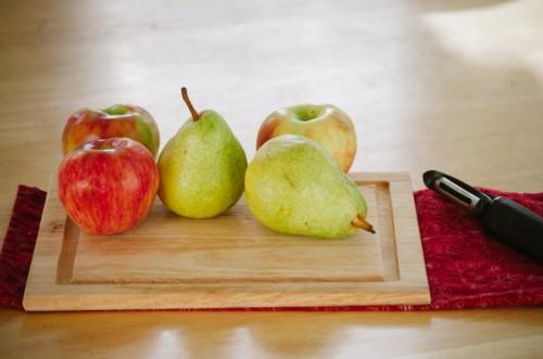 trái cây chữa nhiệt miệng