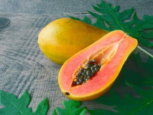 trái cây chữa bệnh nhiệt miệng hiệu quả
