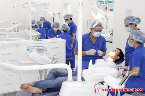 điều trị áp xe răng