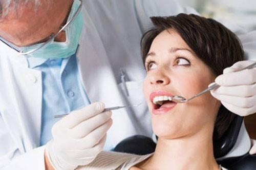 viêm nướu sau khi nhổ răng