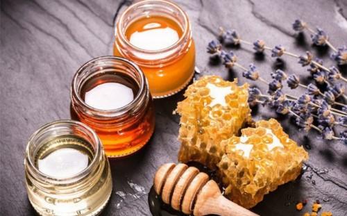 mật ong chữa viêm nướu