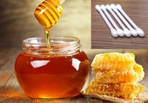 cách trị viêm nướu bằng mật ong