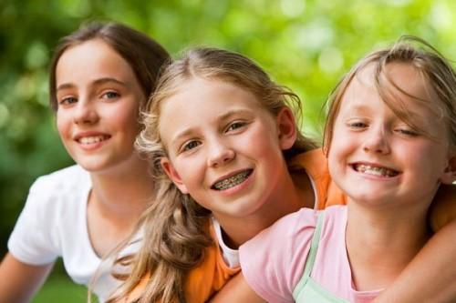 độ tuổi niềng răng thích hợp