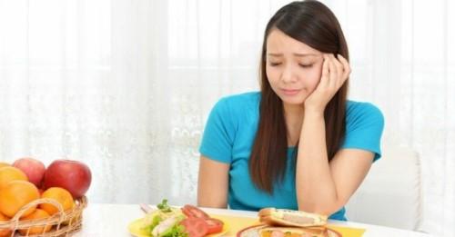 sâu răng ảnh hưởng đến tiêu hóa