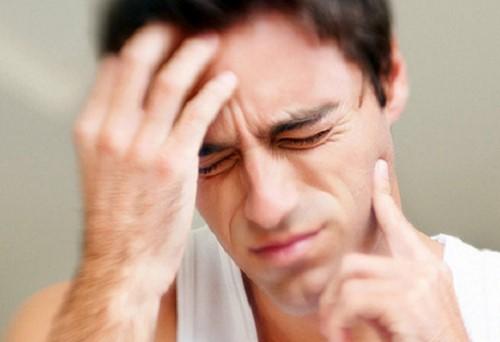 sâu răng gây đau nhức đầu