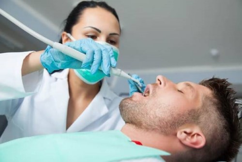quy trình chữa tủy răng