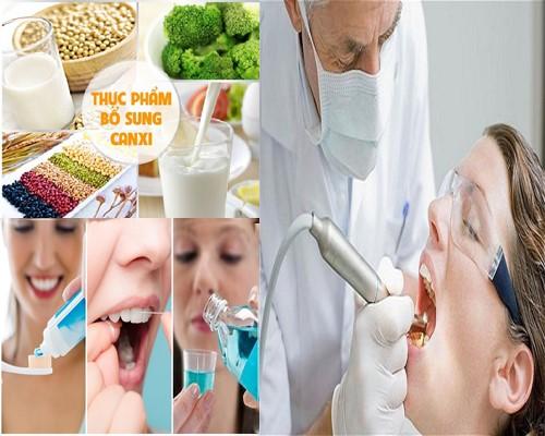 phòng ngừa bệnh lý răng miệng