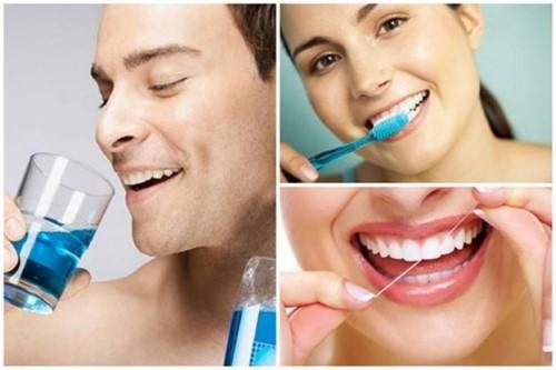 chăm sóc răng miệng khoa học