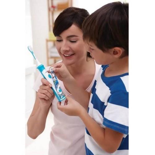 Có nên sử dụng bàn chải đánh răng điện