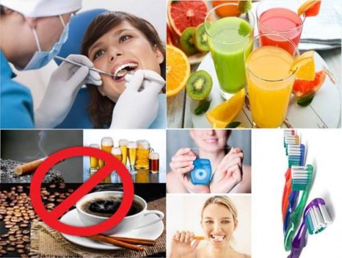 cách phòng ngừa viêm nướu răng
