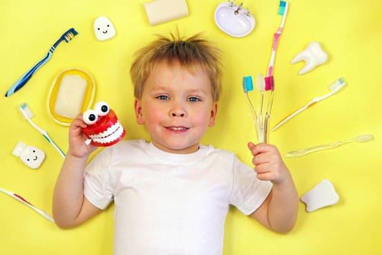 bệnh viêm lợi ở trẻ em